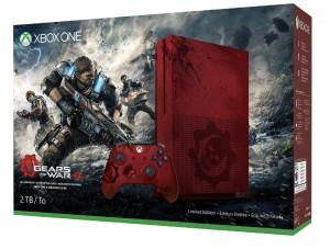 xbox one collector gears 4 en promotion