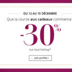 loreal promotion 30pourcent