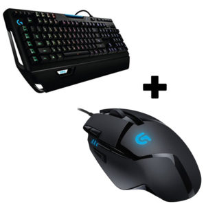 clavier souris gamer
